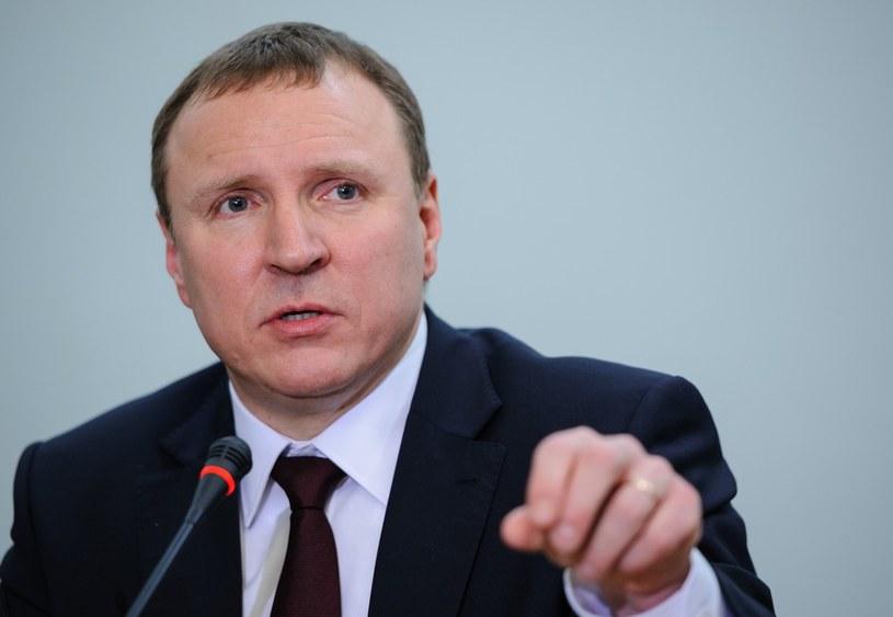 Jacek Kurski /Rafał Oleksiewicz. /Reporter
