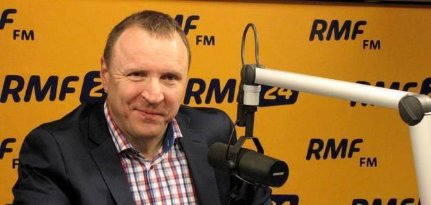 Jacek Kurski /RMF FM