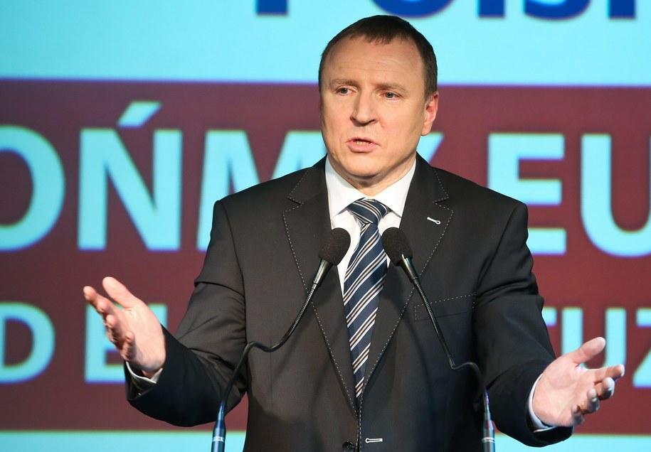 Jacek Kurski /PAP/Rafał Guz /PAP