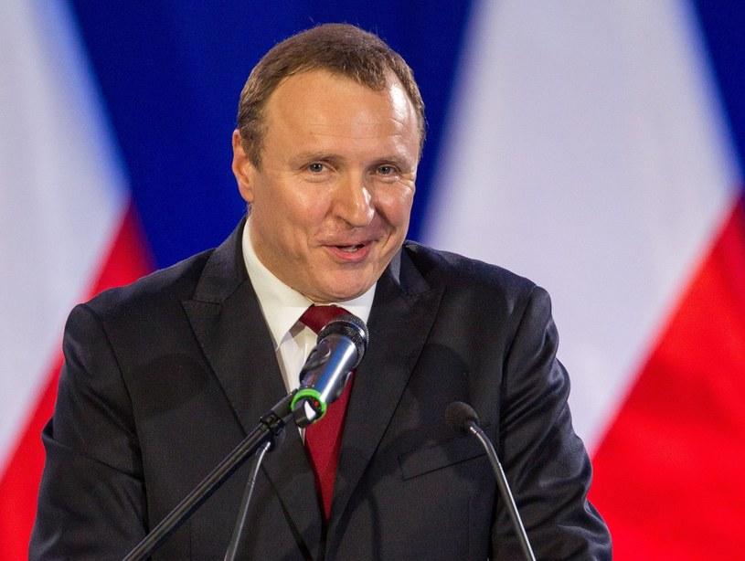 Jacek Kurski /Andrzej Iwańczuk/Reporter /East News