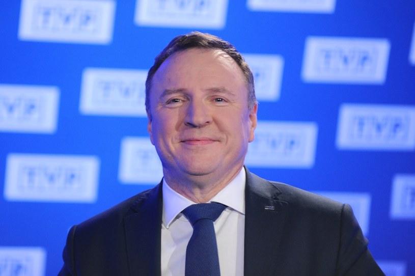 Jacek Kurski /Artur Zawadzki /Reporter