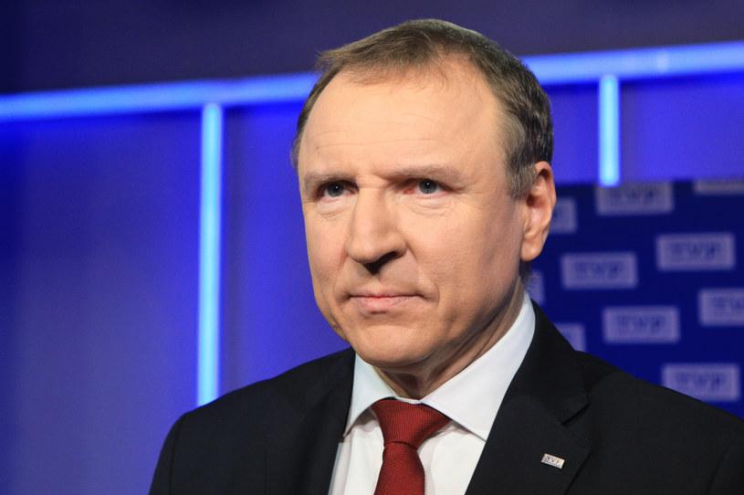 Jacek Kurski /Tomasz Jastrzębowski /Reporter