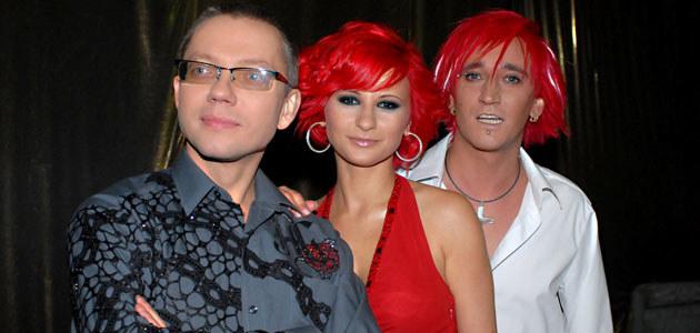 Jacek Łągwa, Ania Wiśniewska i Michał Wiśniewski, fot. Andrzej Szilagyi  /MWMedia