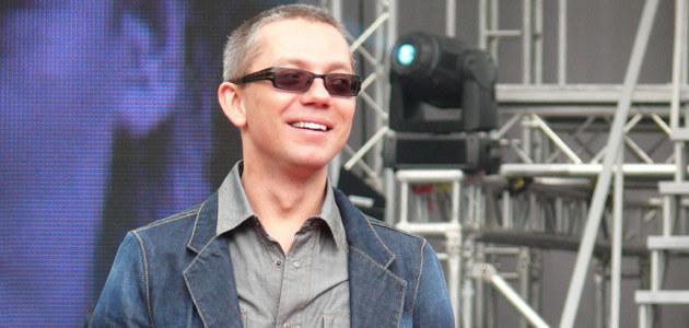 Jacek Łągwa, fot. Tomek Piekarski  /MWMedia