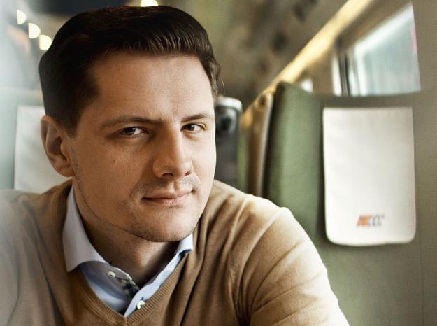 Jacek Leonkiewicz, b. prezes PKP IC /Informacja prasowa