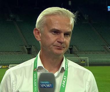 Jacek Magiera: Powinniśmy zabić ten mecz, ale niestety nam się nie udało (POLSAT SPORT) Wideo
