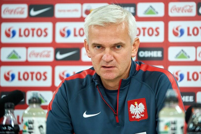 Jacek Magiera, selekjconer reprezentacji Polski U-20 /Łukasz Szeląg /East News