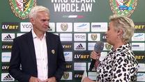 Jacek Magiera: Śląsk był konkretny od pierwszej minuty (POLSAT SPORT) Wideo