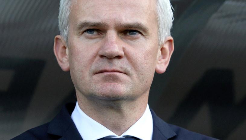 Jacek Magiera, trener Legii Warszawa /Stanisław Rozpędzik /PAP