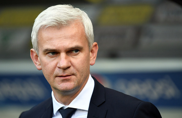 Jacek Magiera, trener reprezentacji Polski do lat 20 /Getty Images