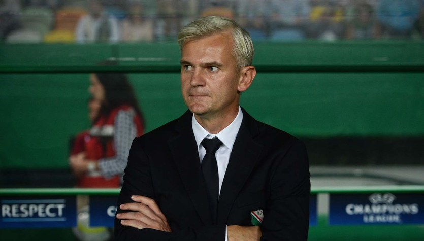 Jacek Magiera trenerem reprezentacji Polski U-20