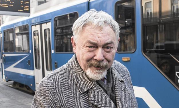 Jacek Majchrowski, prezydent Krakowa. Fot. Michał Łepecki  Agencja Gazeta /
