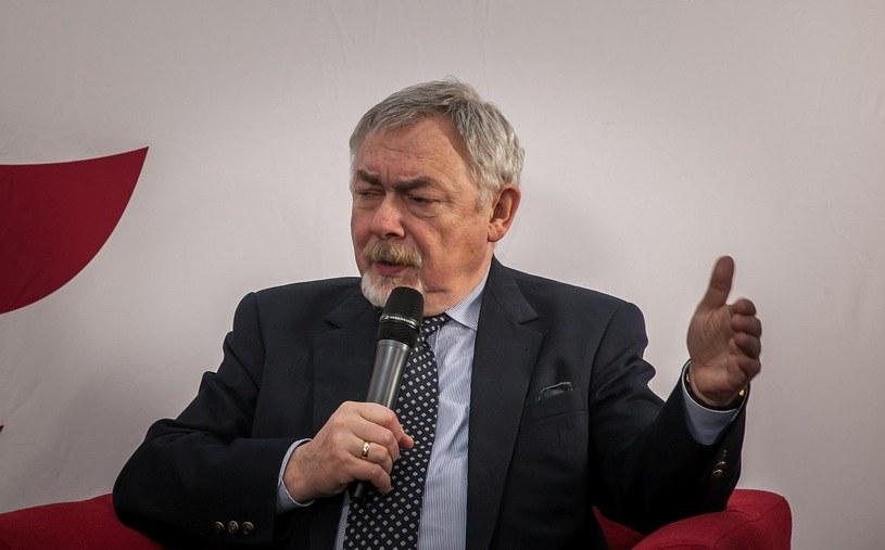 Jacek Majchrowski, prezydent Krakowa. /Ireneusz Rek /INTERIA.PL