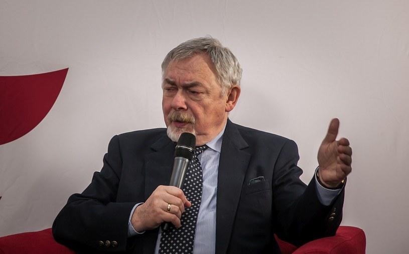 Jacek Majchrowski, prezydent miasta Krakowa /Ireneusz Rek /INTERIA.PL