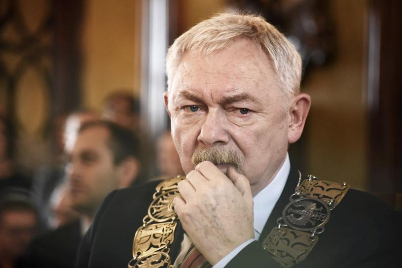 Jacek Majchrowski /Marek Lasyk  /Reporter