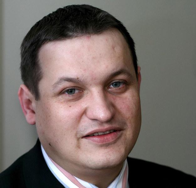 Jacek Męcina /fot. Adam Tucliński /Reporter