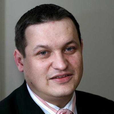 Jacek Męcina, wiceminister pracy /fot. Adam Tuchliński /Reporter