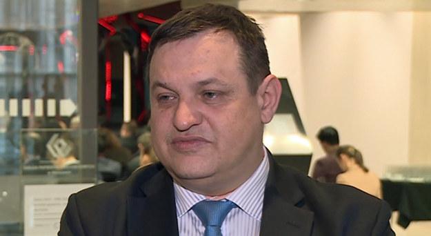 Jacek Męcina, wiceminister pracy /Newseria Biznes