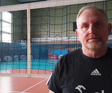 Jacek Nawrocki: Najważniejszym celem jest praca nad techniką. Wideo