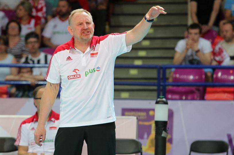 Jacek Nawrocki, selekcjoner reprezentacji Polski /Getty Images