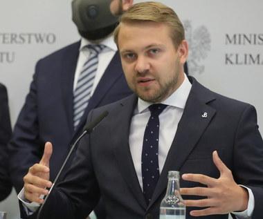 Jacek Ozdoba, wiceminister klimatu i środowiska: To czeski błąd
