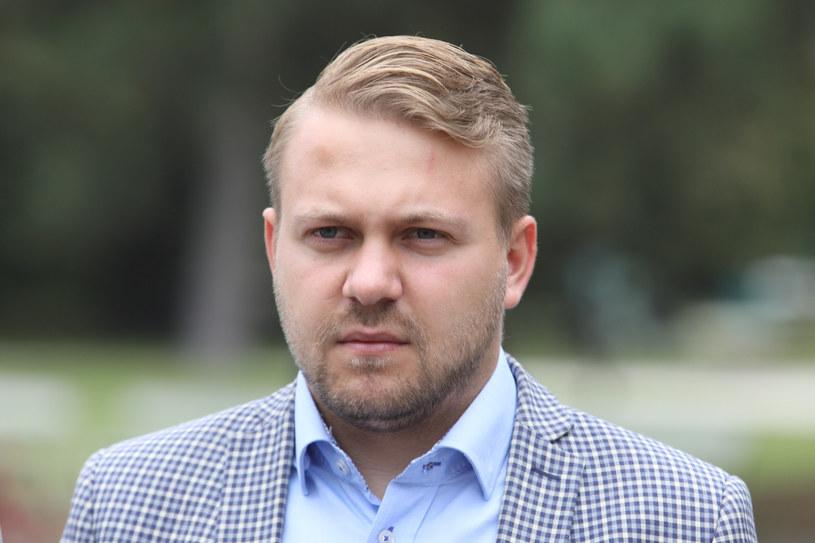 Jacek Ozdoba /Fot Tomasz Jastrzebowski /Reporter