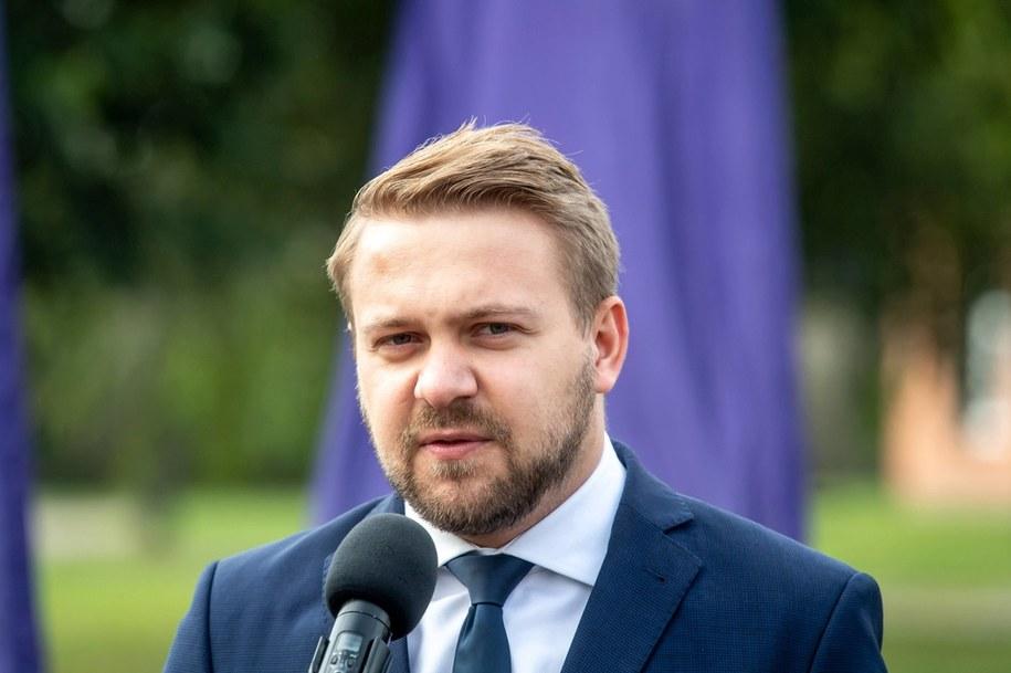 Jacek Ozdoba /\Tytus Żmijewski /PAP