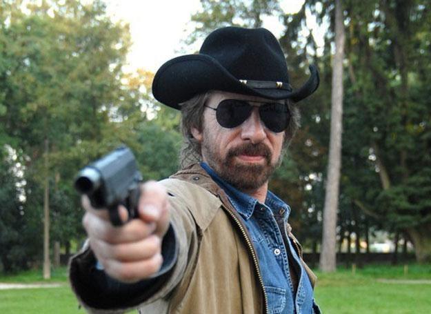 """Jacek Pieniążek, czyli polski """"Chuck Norris"""", fot. Darek Lewandowski /East News"""