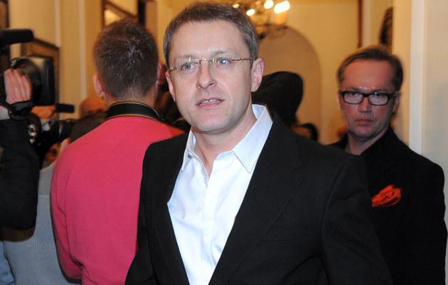 Jacek Poniedziałek, fot. Andrzej Szilagyi  /MWMedia