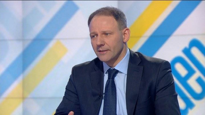 Jacek Protasiewicz /TVN24/x-news