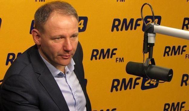 Jacek Protasiewicz /RMF