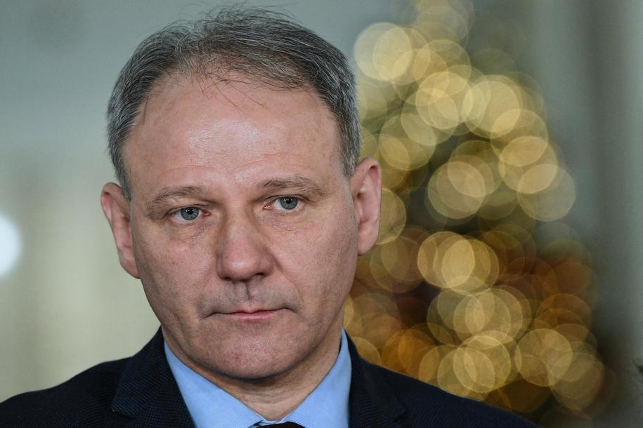 Jacek Protasiewicz /Radek Pietruszka /PAP