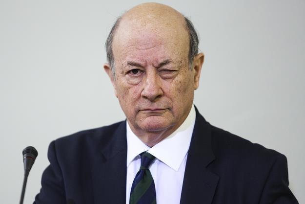 Jacek Rostowski, b. minister finansów. Fot. Andrzej Hulimka /FORUM