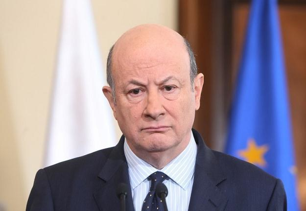 Jacek Rostowski /fot. Stanisław Kowalczuk /Agencja SE/East News