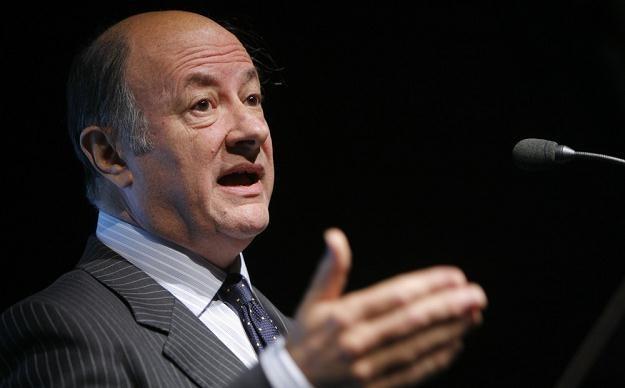 Jacek Rostowski, minister finansów /fot. Andrzej Stawinski /Reporter