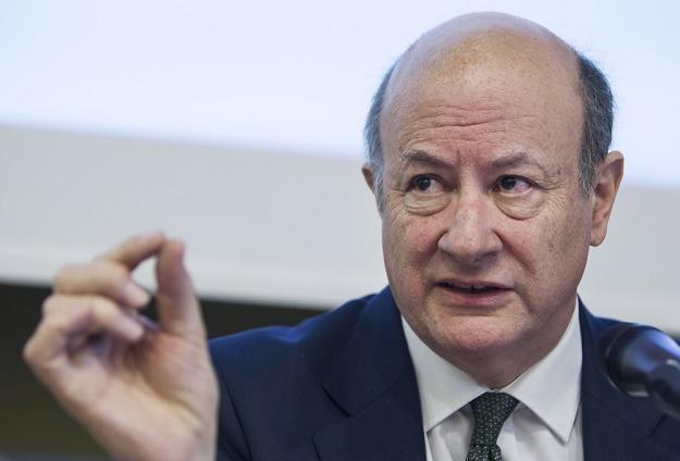 Jacek Rostowski, minister finansów RP. Fot. Andrzej Stawiński /Reporter