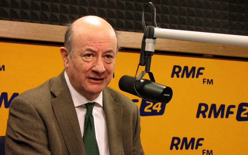 Jacek Rostowski /RMF