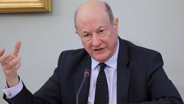Jacek Rostowski /Paweł Supernak /PAP
