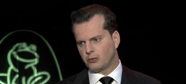 Jacek Roszyk, prezes Żabka Polska /Newseria Biznes