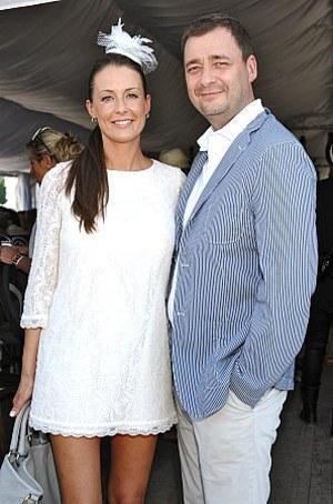 Jacek Rozenek wspiera swoją perfekcyjną żonę /  /MWMedia