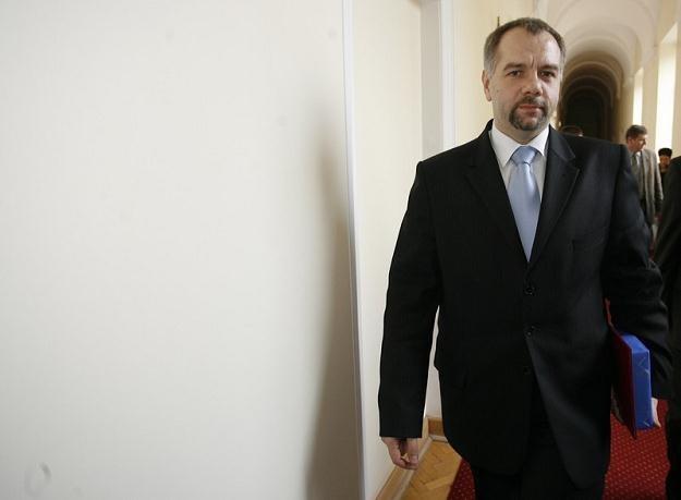 Jacek Sasin, fot. S. Maszewski /Reporter
