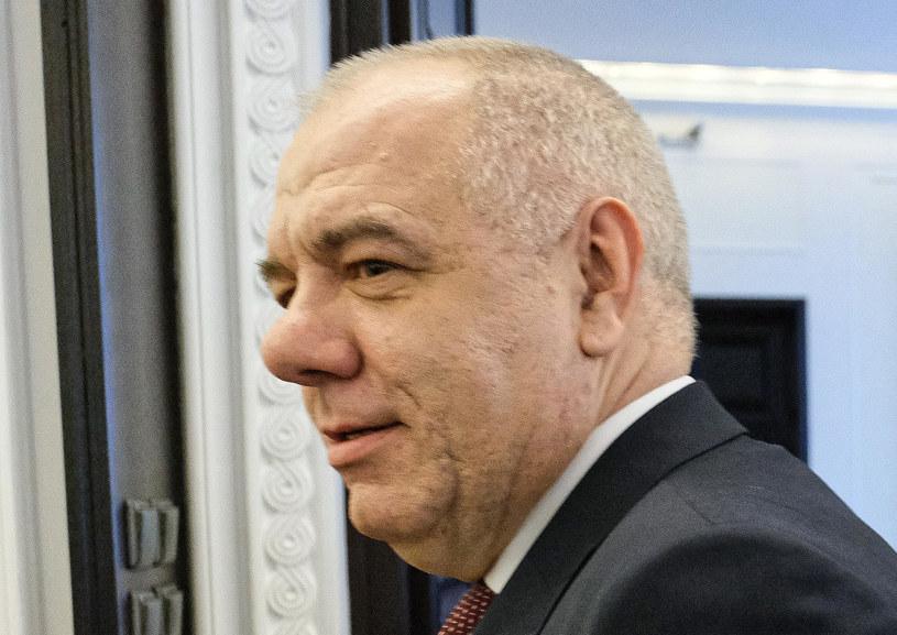 Jacek Sasin, minister aktywów państwowych /PAP