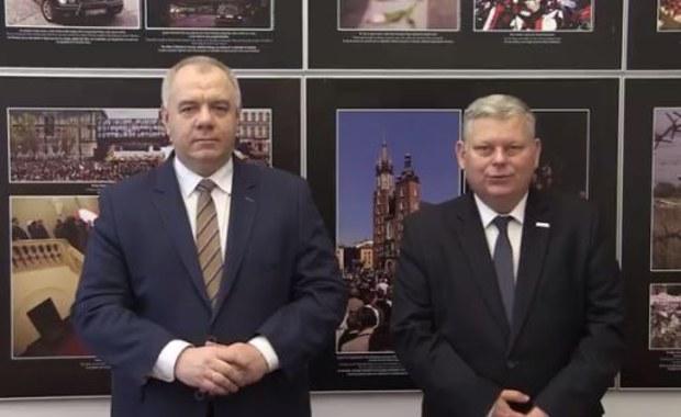 Jacek Sasin o Pomniku Ofiar Tragedii Smoleńskiej: Prosimy o ofiarność i wpłaty