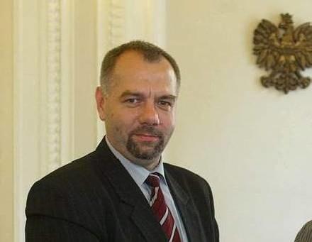 Jacek Sasin odebrał dziś nominację na stanowisko wojewody mazowieckiego/fot. T. Zieliński /Agencja SE/East News