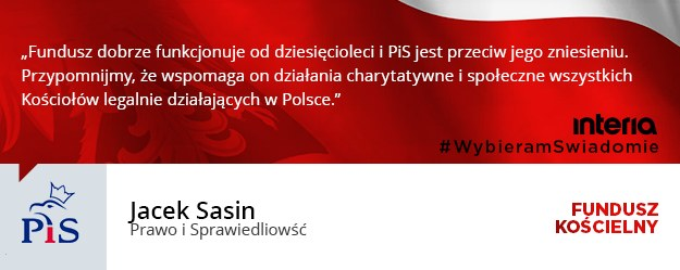 Jacek Sasin /INTERIA.PL