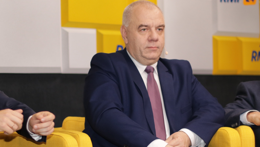 Jacek Sasin /Karolina Bereza /RMF FM