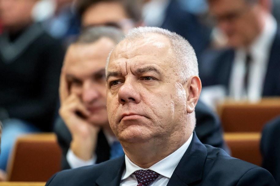 Jacek Sasin /\Tytus Żmijewski /PAP
