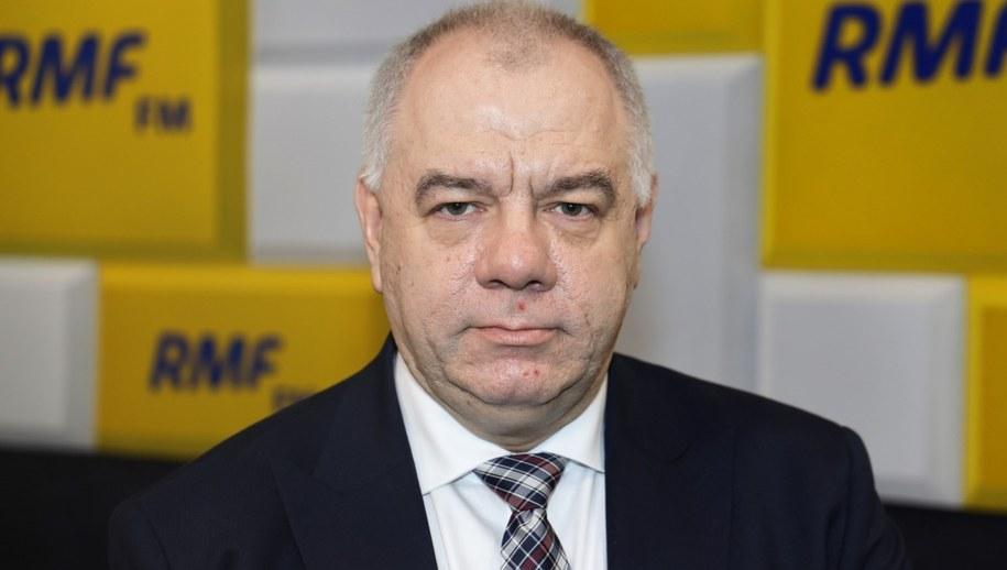 Jacek Sasin /Michał Dukaczewski /RMF FM