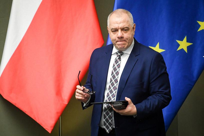 Jacek Sasin /Jacek Dominski/ /Reporter