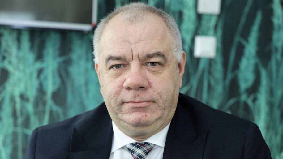 Jacek Sasin /Michał Dukaczewski /Archiwum RMF FM